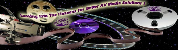 Looking Into The Distant Heavens Of Galaxies Far, Far Away To Bring You The BEst In Total AV Media Solutions!